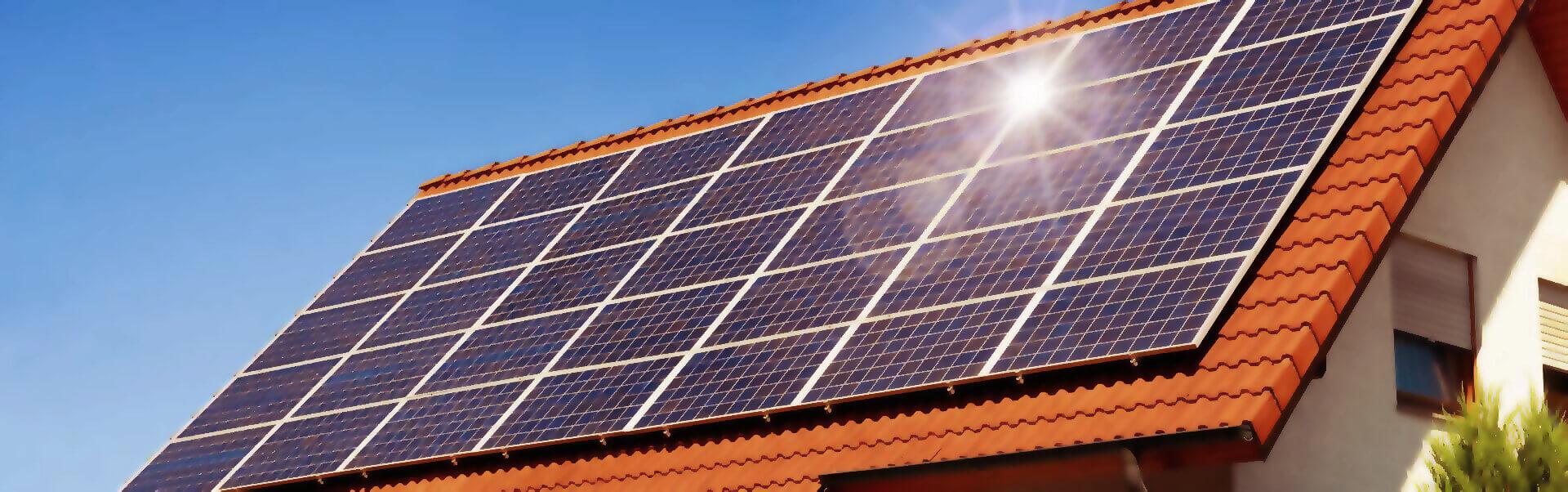 Solar Header Bild